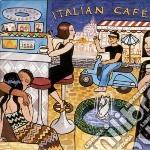 Italian cafe' cd musicale di Artisti Vari