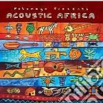 Acustic africa cd musicale di Artisti Vari