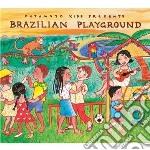 Brazilian playground cd musicale di Artisti Vari
