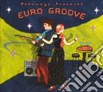 Euro groove cd musicale di Artisti Vari