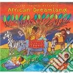 African dreamland cd musicale di Artisti Vari
