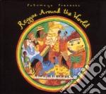Putumayo world music - reggae around the world cd musicale di Artisti Vari