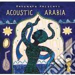 Acoustic arabia cd musicale di Artisti Vari