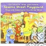 Sesame street playground cd musicale di Artisti Vari