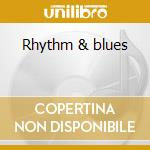 Rhythm & blues cd musicale di Artisti Vari