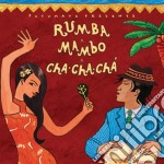 Rumba mambo cha cha cha cd musicale di Artisti Vari