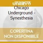SYNESTHESIA cd musicale di CHICAGO UNDERGROUND DUO