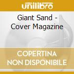 Giant Sand - Cover Magazine cd musicale di GIANT SAND