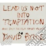 LEAD US NOT INTO TEMPTATION cd musicale di BYRNE DAVID