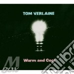 WARM AND COOL cd musicale di VERLAINE TOM