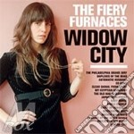 WIDOW CITY cd musicale di FIERY FURNACES