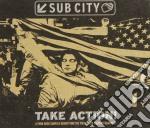 Vv.aa. cd musicale di Sub city - take acti
