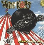 Cannonball man cd musicale di Kaps White