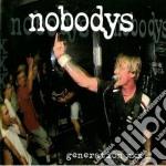Generation xxx cd musicale di Nobodys