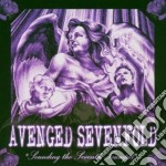 SOUNDING THE SEVENTH TRUMPET cd musicale di Sevenfold Avanged