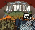 All Time Low - Don't Panic cd musicale di All time low