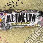 NOTHING PERSONAL                          cd musicale di ALL TIME LOW