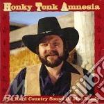 Honky tonk amnesia - cd musicale di Bandy Moe