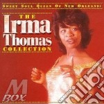 SWEET SOUL QUEEN N.ORLEAN - THOMAS IRMA cd musicale di IRMA THOMAS
