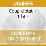 Coup d'etat + 1 bt - cd musicale di Plasmatics