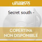 Secret south - cd musicale di Horsepower 16