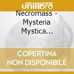 Mysteria mystica zofirian cd musicale di Necromass