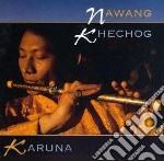 Karuna cd musicale di Nawang