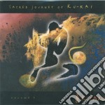 Sacred journey of ku-kay cd musicale di Kitaro
