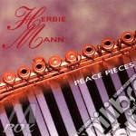 Herbie Mann - Peace Pieces cd musicale di Herbie Mann