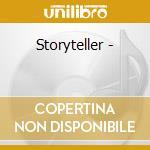 Storyteller - cd musicale di Ricardo Silveira