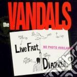 LIVE FAST DIARREA cd musicale di VANDALS
