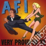 Afi - Very Proud Of Ya cd musicale di A.F.I.