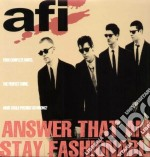 Answer that and stay fashi cd musicale di Afi