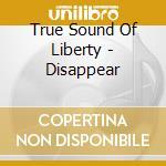 DISAPPEAR cd musicale di TSOL