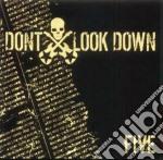 FIVE                                      cd musicale di DON'T LOOK DOWN