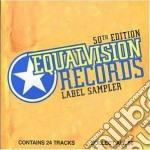 Equal vision sampler cd musicale di Artisti Vari