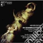 Sogno di una notte di mezza estate op.21 cd musicale di Felix Mendelssohn