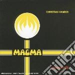 Retrospektiw 1 & 2 cd musicale di Magma