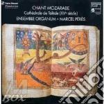 Canto mozarabico cd musicale