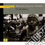 Le querrec - romano aldo sclavis louis texier henri cd musicale di A.romano/l.sclavis/h.texier