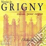 Grigny cd musicale