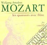Quartetti x fl e archi (integrale) cd musicale di Wolfgang Amadeus Mozart