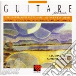 Guitare plus vol.12: opere de xx secolo cd musicale