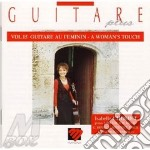 Guitare plus vol.15: guitare au feminin, cd musicale