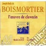 Suite de clavecin i > iv, suite x fl iii cd musicale di Boismortier joseph b