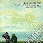Improvvisi op. 90, sonata n. 19 d. 958, cd musicale di Franz Schubert