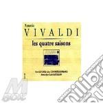 4 stagioni cd musicale di Antonio Vivaldi