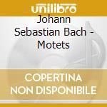 Mottetti (bwv 225-230) cd musicale di Johann Sebastian Bach