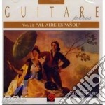 Guitare plus vol.21: al aire espanol, co cd musicale