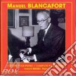 Blancafort cd musicale